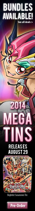 2014 Mega Tins Releases August 29 2014