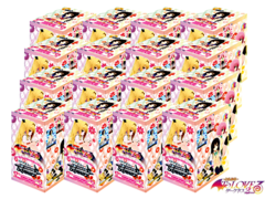 To Loveru Darkness 2nd (English) Weiss Schwarz Booster  Case (16 Boxes)