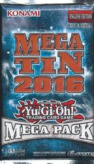 Yugioh 2016 Mega-Tin Mega Pack (1st Edition) Booster Pack