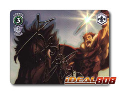 King of Military Rule, Rider [FZ/S17-E032SP SP (SIGNED FOIL)] English