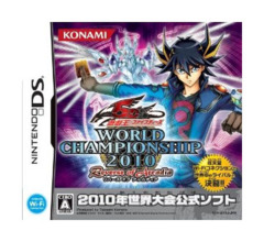 Yu-Gi-Oh! 5D's World Championship 2010 - Reverse of Arcadia - NDS [Japanese] (Game Sealed w/Cards) on Ideal808