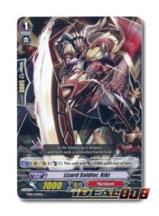 Lizard Soldier, Riki - TD06/009EN - TD (common ver.)