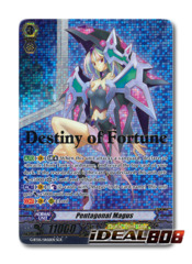 Pentagonal Magus - G-BT05/SR02EN - SCR (Destiny of Fortune)