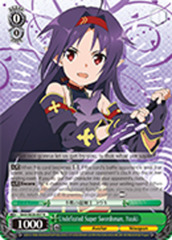 Undefeated Super Swordsman, Yuuki [SAO/SE26-E07 R (FOIL)] English