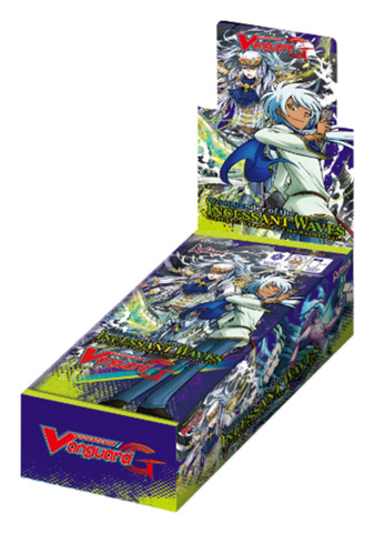 G-CB02 Commander of the Incessant Waves (English) Cardfight Vanguard G-Clan Booster Box