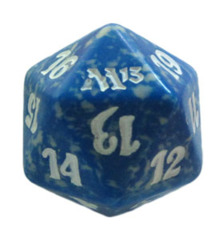 MTG Spindown 20 Life Counter - M13 Magic 2013 (Blue)