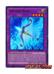 Goddess Bow - DRL3-EN065 - Ultra Rare