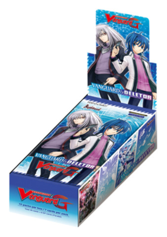G-CMB01 Vanguard and Deletor (English) Cardfight Vanguard G-Comic Booster Box