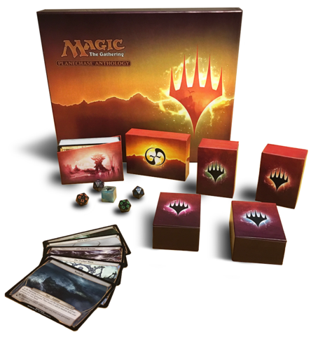 Planechase Anthology Gift Box Set