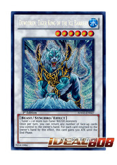 Dewloren, Tiger King of the Ice Barrier - HA02-EN027 - Secret Rare - 1st Edition