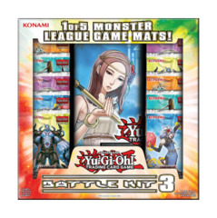 Yugioh Battle Pack 3: Monster League Sealed Play Battle Kit * Pre-Order Ships August 1, 2014 on Ideal808