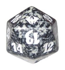 MTG Spindown 20 Life Counter - Dark Ascension (Black)