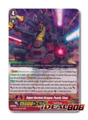 Super Ancient Dragon, Pearly Titan - G-FC01/013EN - RRR
