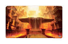MTG Gatecrash Boros Legion Ultra Pro Playmat on Ideal808