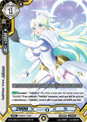 Sublime Vow, Athena - BT02/003EN - SR (Special FOIL)
