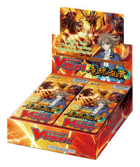 CFV-BT02 Onslaught of Dragon Souls (English) Cardfight Vanguard Booster Box