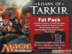 Magic Khans of Tarkir (KTK) Fat Pack on Ideal808