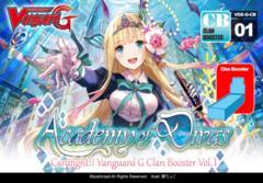 G-CB01 Academy of Divas (English) G-Clan Booster Box