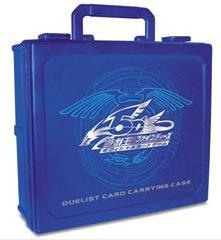 5D's Logo Blue Card Carrying Case on Ideal808