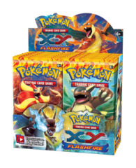 Pokemon XY Flashfire Booster Box ** Pre-Order Ships May 7, 2014 on Ideal808