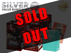 Weiss Schwarz KC/SE28 Bundle (B) Silver - Get x4 KanColle Fleet in the deep sea, Sighted! Extra Booster Box + FREE Bonus