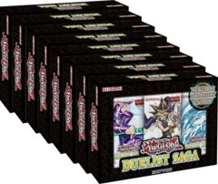 Duelist Saga Display Box (contains 8 Mini boxes)