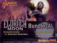 MTGEMN Bundle (A) - Get x2 Eldritch Moon Booster Box + FREE Bonus Items * PRE-ORDER Ships Jul.22