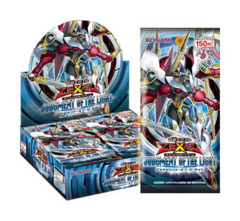 Yugioh Zexal Judgment of the Light Booster Box (JPN) on Ideal808