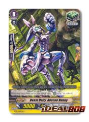 Beast Deity, Rescue Bunny - BT13/069EN - C