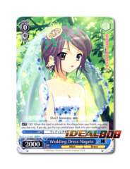 Wedding Dress Nagato [SY/W08-E106 PR (Promo)] English