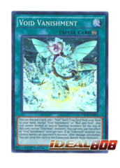 Void Vanishment - CROS-EN061 - Super Rare - Unlimited Edition