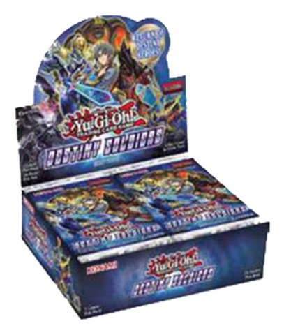Destiny Soldiers Booster Box (1st Edition)