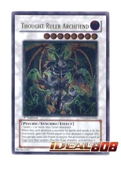Thought Ruler Archfiend - Ultimate - TDGS-EN044 (1st Edition) on Ideal808