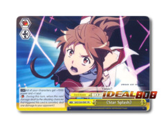 《Star Splash》 [SAO/S26-E081 PR (Promo)] English