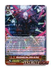 Abominable One, Gilles de Rais - G-RC01/009EN - RRR