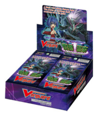 CFV-BT03 Demonic Lord Invasion (English) Cardfight Vanguard Booster Box