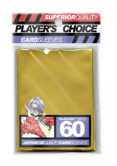 Player's Choice Yu-Gi-Oh! Card Sleeves - Gold
