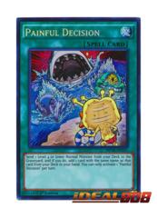 Painful Decision - MP16-EN151 - Secret Rare - 1st Edition