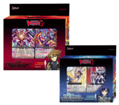 Cardfight Vanguard G-LD02 G-LD03 Combo Set - The Overlord blaze