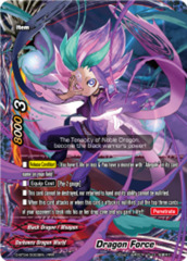 Dragon Force (Darkness Dragon World) [D-BT04/0003EN RRR (FOIL)] English