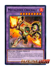 Metalfoes Orichalc - TDIL-EN044 - Common - 1st Edition