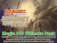 Magic Journey Into Nyx Ultimate Bundle - Get x3 JOU Box, x1 JOU Fat Pack, ALL 5 JOU Intro Pack + Bonus </#MTGJOU> ** Ships-05/02 on Ideal808