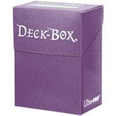 Ultra Pro Deck Box -  Purple (#82482)