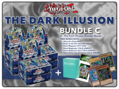 Yugioh TDIL Bundle (C) - Get x6 The Dark Illusion Booster Boxes + FREE Bonus Items (See Description)