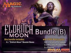 MTGEMN Bundle (B) - Get x4 Eldritch Moon Booster Box + FREE Bonus Items * PRE-ORDER Ships Jul.22