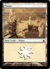 Plains (288) - Foil on Ideal808