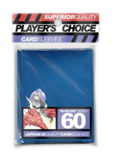 Player's Choice Yu-Gi-Oh! Card Sleeves - Metallic Blue