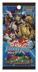 BFE-BT03 Drum's Adventures (English) Future Card Buddyfight Booster Pack