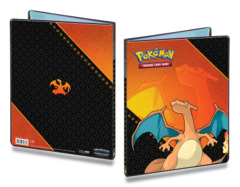 Pokemon Ultra Pro 9-Pocket Portfolio Album - Charizard (#84627-P)
