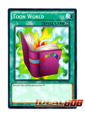 Toon World - MIL1-EN042 - Common - 1st Edition